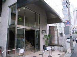 山葉ビルメディカルセンター入口